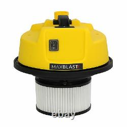 Vacuum Cleaner Industrial Wet & Dry HEPA Commercial FREE Dust Bag 30L Hoover
