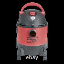 Valeting Machine Wet & Dry with Accessories 20ltr 1250With230V Sealey PC310