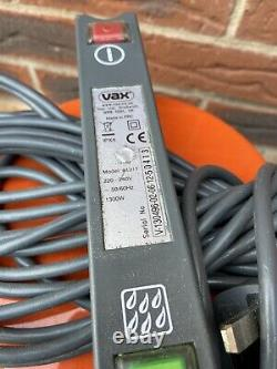 Vax 3-in-1 6131 Vacuum Cleaner Carpet Upholstery Cleaner. Wet & Dry. Free UK Post