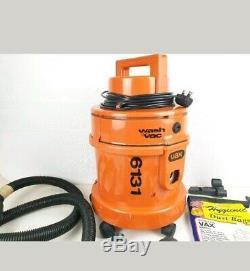 Vax Hover Wash Vac 6131 Vacuum Carpet Cleaner Wet And Dry Orange