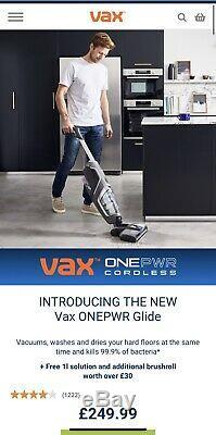Vax ONEPWR Glide