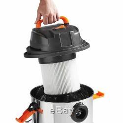 Wet And Dry Vacuum Cleaner Diy Dust Car Shop Home Garage Vac Water Tank Bagless