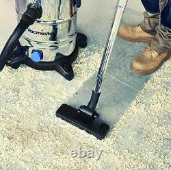 Wet And Dry Vacuum Cleaner Powerful Vac & Blower, Dust Extractor 1500W 30L NEW