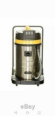 Wet and Dry VAC Vacuum Cleaner Industrial 70 Litre 3000w