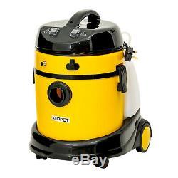 20l 1400w Cleaner Carpet Wet & Dry Vide Laveuse Maison Multi-fonction Jaune