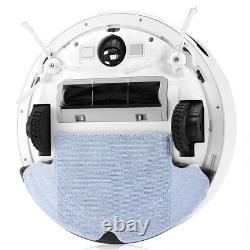 360 Robot Aspirateur Robotique Alexa Alexa Balayant La Balayeuse Humide Et Sèche Hepa