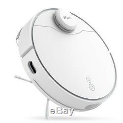 360 S6 Pro Laser Navigation Robot Aspirateur Eau De Nettoyage À Sec App Contrôle