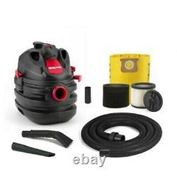 5-gallon 6-hp Portable Wet/dry Léger Et Portable Shop Vacuum