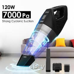 7000pa Aspirateur Sans Fil Pour Aspirateur Portable Hoover
