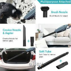 9000pa Sans Fil Wet & Dry Aspirateur De Voiture Puissant Portable Rechargeable Accueil