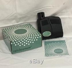 Aquamate + Minijet + Rainjet Complete + Rainbowmate Pour Rainbow E2 Noir + 2 De 2 Ozbouteilles