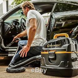 Aspiradora Carro Auto Casa Para Electrica De 5 Trefles Seco Mojado Potente 5.5hp