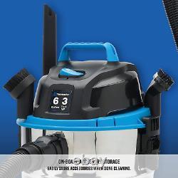 Aspiradora Para Auto Carro Agua Seco Wet Dry Industrial Electrica 5 6 Gal Nuevo
