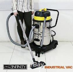 Aspirateur Ateliers Industriels Aspirateur Industriel Hoover Vac En Acier Inoxydable Industriel