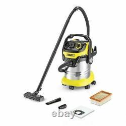 Aspirateur Bin Karcher Dust & Liquids Wd5 P Premium Avec Automatic On/off