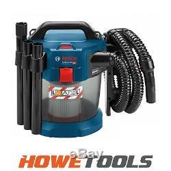 Aspirateur Bosch Gas 18 V-10 L 18v