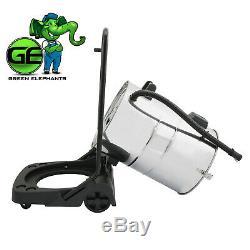 Aspirateur Gutter Wet & Dry3000w 80l 20ft 6m Pole 38mm Tuyau Flexible Tuyau 5m