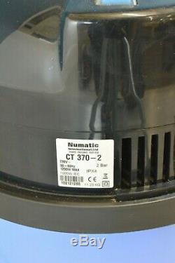 Aspirateur Humide 4081 De Numatic Ct370-2, Tapis Et Tissus D'ameublement
