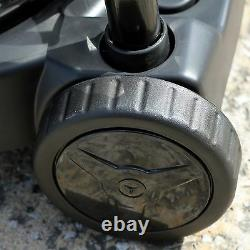 Aspirateur Humide Et Sec De 30 Litres Avec Cylindre En Acier Inoxydable De 1400 Watts