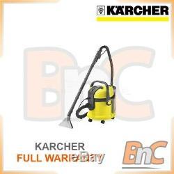 Aspirateur Humide / Sec Karcher Se 4001 1400w Garantie Complète Vac Hoover Clean Accueil