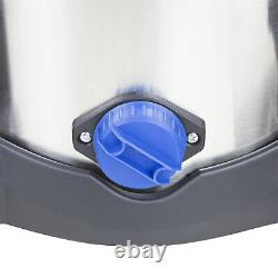 Aspirateur Industriel Wet & Dry Vac 30l Blower 1400w Prise Avant
