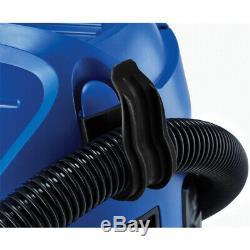 Aspirateur Pour Déchets Secs Et Humides Nilfisk Multi LL 30t Avec Outil Électrique, Prise Au Large 1400w 240v