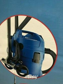 Aspirateur Robuste / Sec / Humide Nilfisk 1200 W Buddy II 18 T -n / O
