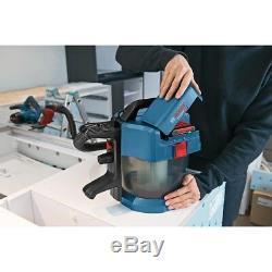 Aspirateur Sans Fil Humide Et Sec 18v Bosch Unité Nue 06019c6300 Gaz 18v-10 L