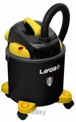 Aspirateur Sec Et Humide Lavor Vac 18 Plus, 2 En 1 Avec Ventilateur 18l, 1200 W Pvc 119,99 €