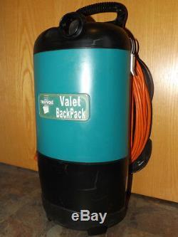 Aspirateur Truvox Vbp Valet Back Pack Electrique 230v 1400w