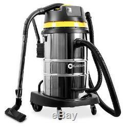 Aspirateur Wet & Dry De Klarstein 2000 W 50 L Hoover Sans Sac 50 L Shop Clean