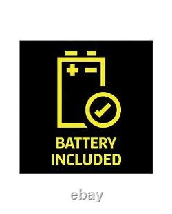 Batterie Kärcher Wd1, Aspirateur Sans Fil Humide Et Sec