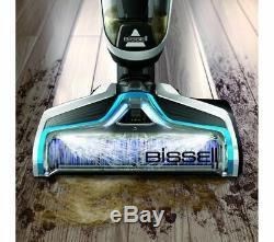 Bissell Crosswave 2582e Sans Fil Et Humide Aspirateur À Sec Argent Currys