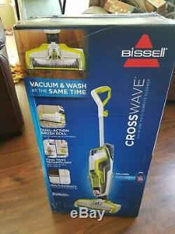Bissell Crosswave All-in-one Multi-surface Humide À Sec Vac Factory Sealed