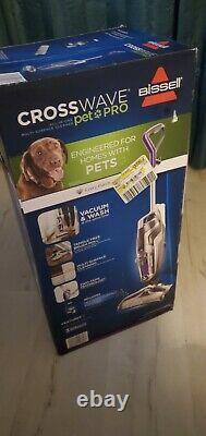 Bissell Crosswave Pet Pro Tout En Un Aspirateur 2328 Nouveau