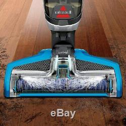 Bissell Crosswave Tout En Un Multi Surface Cleaner Wet & Dry Bleu Gris 1713