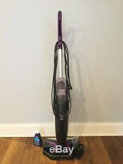 Bissell Crosswave Violet Pet Pro All-in-one Wet \ Aspirateur Sec À Peine Utilisé