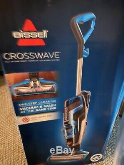 Bissell Crosswave Wet & Dry Aspirateur Tout Neuf Dans La Boîte