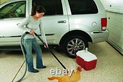 Bissell Garage Pro Wall-mounted Wet Dry Car Vacuum/blower Avec Kit D'outils Automatiques