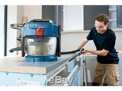 Bosch 18v Gas18v10l Extracteur De Poussière Pour Aspirateur Sec Et Sans Fil Avec Batterie