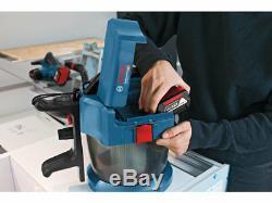 Bosch Gas18v10l Li-ion Aspirateur Unité Bare 06019c6300