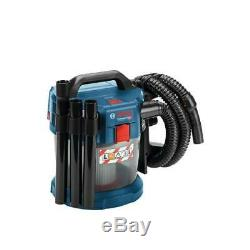 Bosch Gas18v-10l 18v Sans Fil Aspirateur Nu Corps De L'outil Seulement