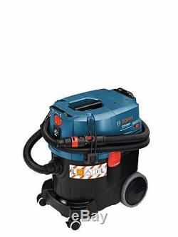 Bosch Gas35l Sfc + Extracteur De Poussière, Humide / Sec, Semi-automatique 240v 06019c3060