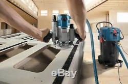 Bosch Gas55m Afc Extracteur De Poussière, Classe M, Humide / Sec, Nettoyage Automatique Du Filtre 240v