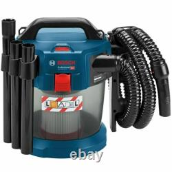 Bosch Gas 18 V-10 L 18v, Vide, Corps Seulement