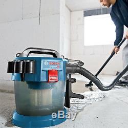 Bosch Gas 18 V-10 L Aspirateur Sans Fil Sec / Humide 18v Sans Piles