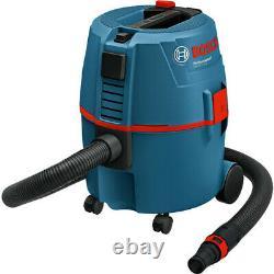 Bosch Gas 20l Sfc 1200w Wet & Dry Aspirateur 240v