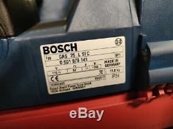 Bosch Gas 25 L Sfc 110v Humide Et À Sec Sous Vide Vac Aspirateur Classe De Tuyau L