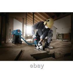 Bosch Vac090ah 9 Gal. Extracteur De Poussière Osha Silica Dust Compliant