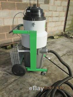 Bvc Ts60 3 Kw 3 Moteurs Industriels Vacuum Cleaner Wet Dry + 230 Ou 110 V